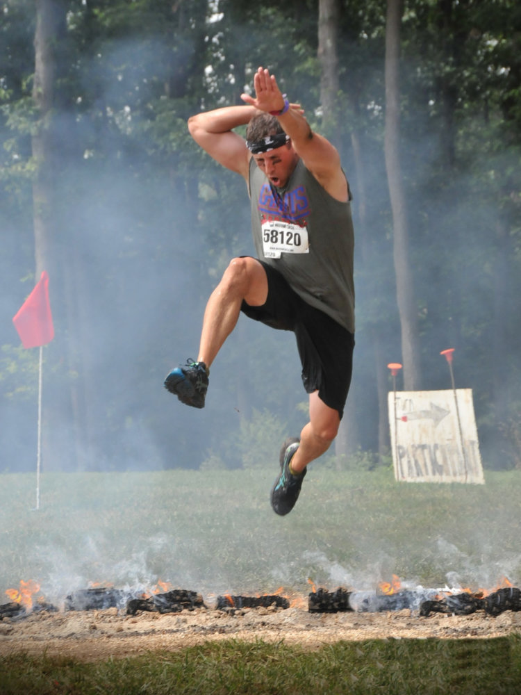 Spartan Race and Nutrition