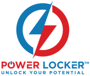 The Power Locker™ Logo