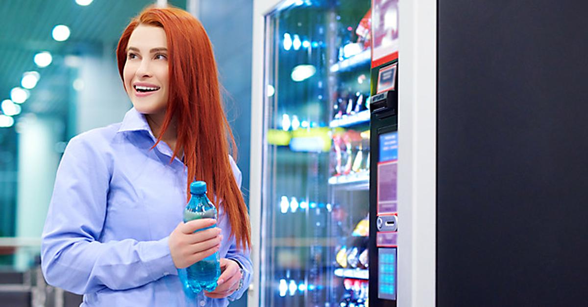 Power Locker Vending Machine Customer